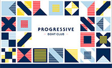 progressive boat club icon