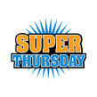 super thursday icon